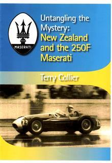 Untangling the Mystery: New Zealand and the 250F Maserati
