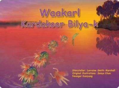 Waarkarl Kardakoor Bilya-KThe Rainbow Serpent from Blackwood River