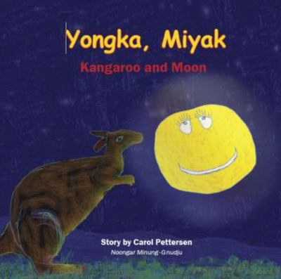 Yongka, MiyakKangaroo and Moon
