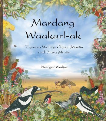 Mardang Waakarl-Ak The Journey of the Rainbow Serpent