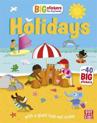 Holidays (Big Stickers for Tiny Hands)