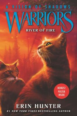 River of Fire (Warriors Series 5: A Vision of Shadows #5)
