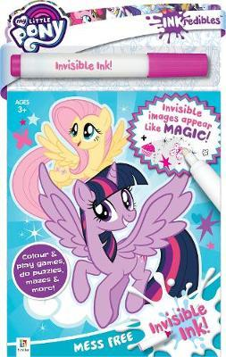 Inkredibles Invisible Ink my Little Pony