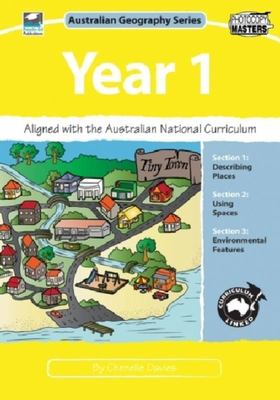 Australian Geography Series: Year 1 Places have Distinctive Features