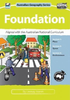 Australian Geography Series: Foundation People Live in Places