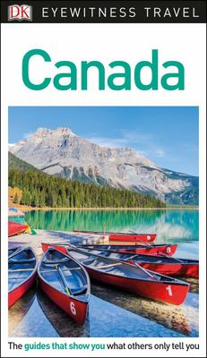 Canada - DK Eyewitness Travel Guide