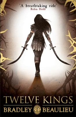 Twelve Kings (#1 Song of the Shattered Sands)