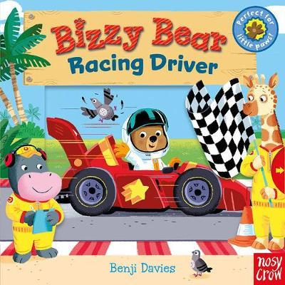 Racing Driver (Bizzy Bear)