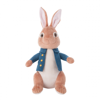 Peter Rabbit Talking 30cm Plush Toy (PR3801)