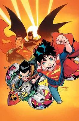 Super Sons Vol. 1: When I Grow Up... (DC Universe Rebirth)