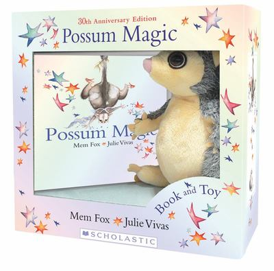 Possum Magic Book & Toy Gift Set