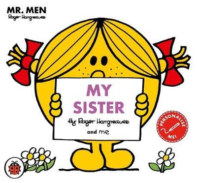 Mr Men: My Sister