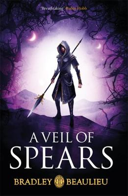A Veil of Spears (Song of the Shattered Sands #3)