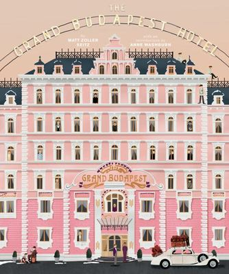 Grand Budapest Hotel - The Wes Anderson Collection