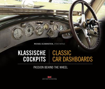 Classic Car Dashboards: Passion Behind the Wheels