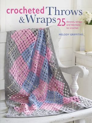 Crocheted Throws & Wraps