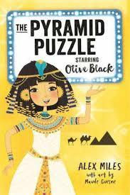 The Pyramid Puzzle, Starring Olive Black