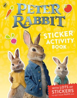 Peter Rabbit Sticker Book FTI