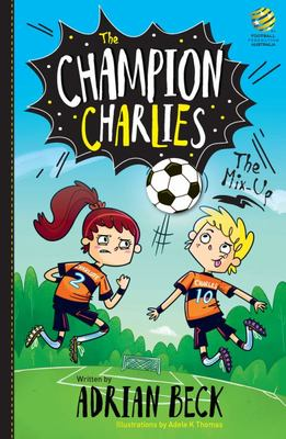 The Mix-Up (Champion Charlies #1)