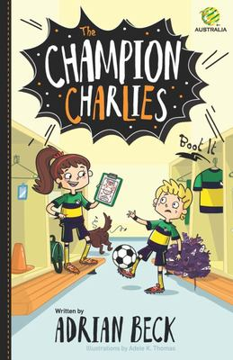 Boot It (The Champion Charlies #2)