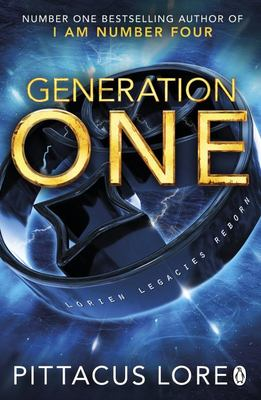 Generation One (#1 Lorien Legacies Reborn)