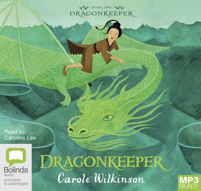 Dragonkeeper (Audio MP3)