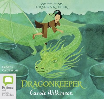 Dragonkeeper (Audio CD)