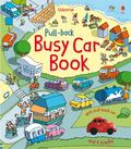 Busy Car Book (Pull-back)