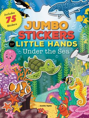 Under the Sea (Jumbo Stickers for Little Hands)