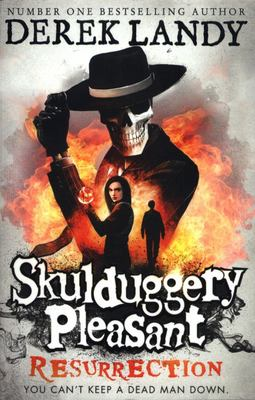 Resurrection (Skulduggery Pleasant #10)