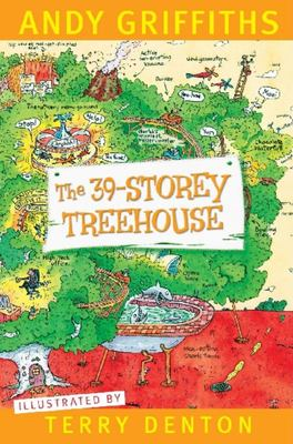 The 39-Storey Treehouse (PB)