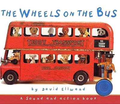Wheels On The Bus -Teddy Sound Book