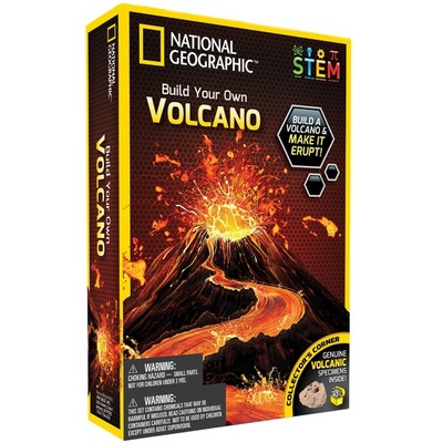 Build Your Own Volcano Kit (National Geographic)