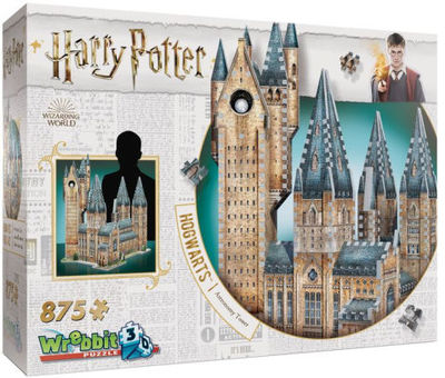 Hogwarts Astronomy Tower 875pce 3D Puzzle