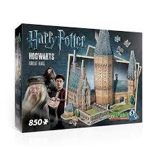 Hogwarts Great Hall 3D Puzzle