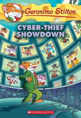 Geronimo Stilton: Cyber-Thief Showdown (#68)