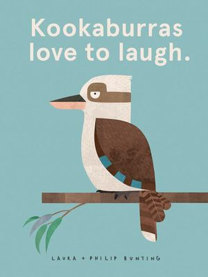 Kookaburras Love to Laugh HB