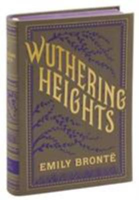 Wuthering Heights (Leather Bound)