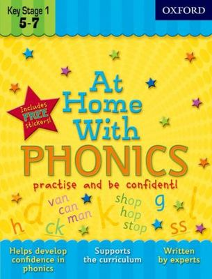 At Home With Phonics (Key Stage 1 Ages 5-7)
