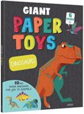 Dinosaurs (Giant Paper Toys)