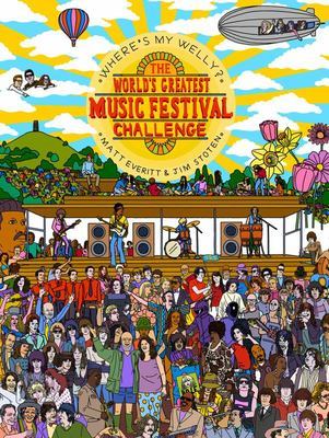 Where's My Welly? The World's Greatest Music Festival Challenge