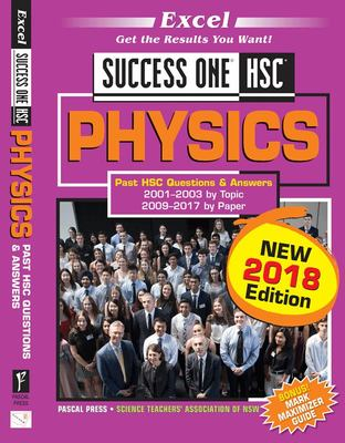 Year 12 HSC Physics 2018 Success One