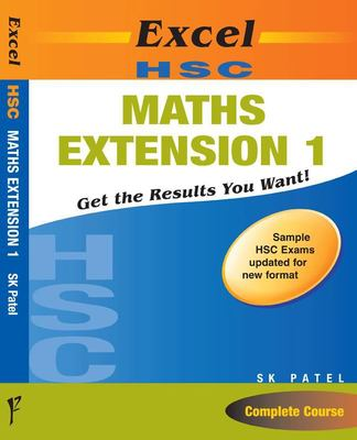 Year 12 HSC Maths Extension 1 Study Guide
