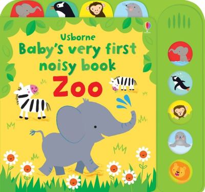 Zoo (Baby's Very First Noisy Book)