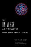 and Time  Matter  Space Universe as It Really Is: Earth