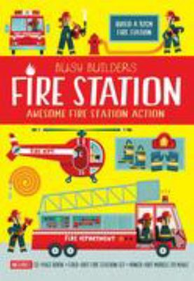 Fire Station (Busy Builders)