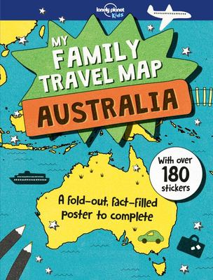 Australia (My Family Travel Map)
