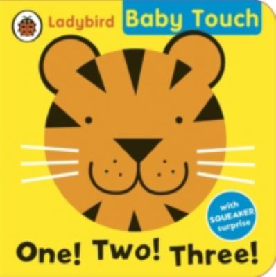One! Two! Three! (Baby Touch Bath Book)