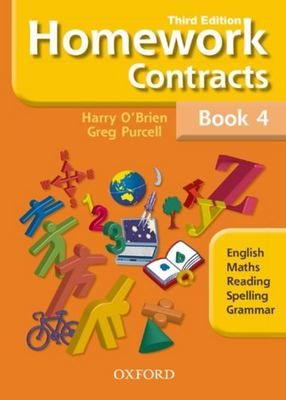 Homework Contracts Book 4 3E - Oxford