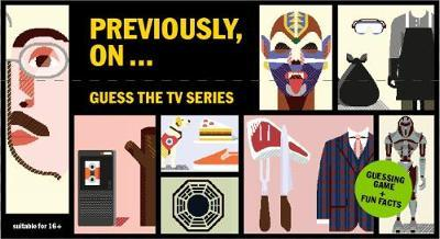 Previously On... Guess the TV Series